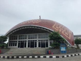 Mesjid di Rst Area Tol Bawen-Salatiga